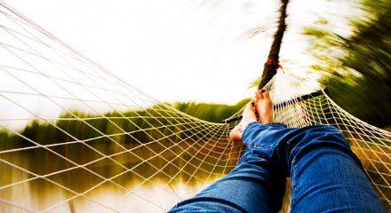 Descanso y relax para tus piernas