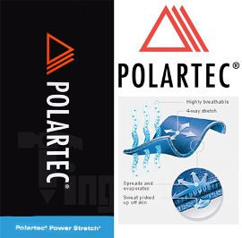 POLARTEC® Power Stretch® logo