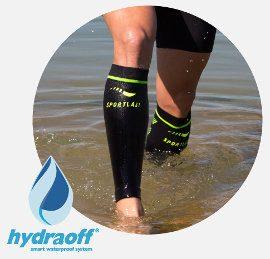 Hydraoff logo