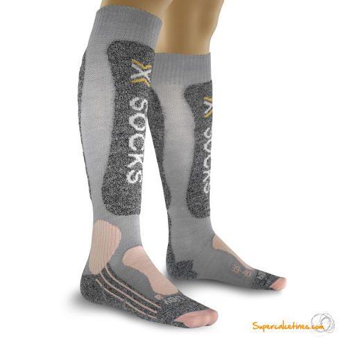 Calcetines X-Socks Ski Light mujer