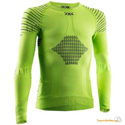 Camiseta térmica X-Bionic Invent 4.0 Junior