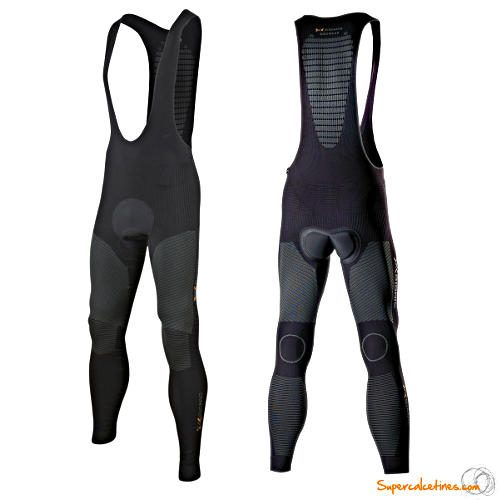 Culote largo X-Bionic Bike Bib Tight BT 2.0 Elite Pad