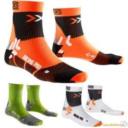 Calcetines de ciclismo X-Socks Biking Pro